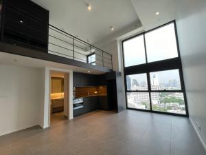 For SaleCondoSilom, Saladaeng, Bangrak : The Loft Silom 1bed duplex 52.55sqm 9,800,000 Am: 0656199198