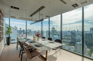 For RentCondoSukhumvit, Asoke, Thonglor : 🔥New for rent🔥 Celes Asoke luxury condo close to BTS / MRT Asoke and Emporium