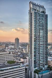 For SaleCondoRatchathewi,Phayathai : 🔥 Coming again 🔥 Pyne by sansiri, 1 bedroom, 45 sqm., The best price in the building, only 8.9 million, please contact Nat 095-987-9669