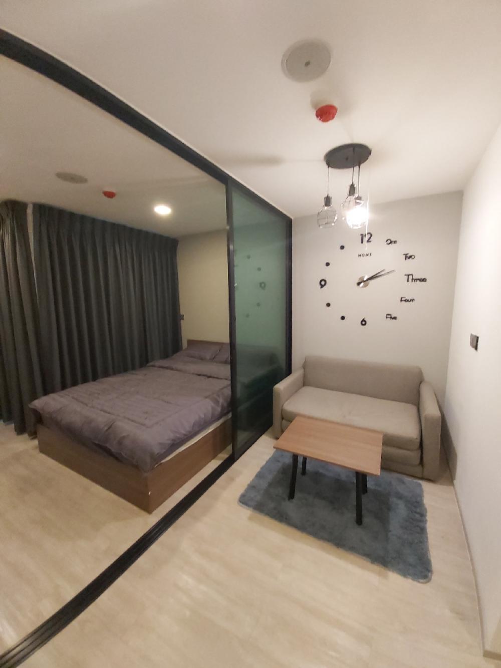 เช่าคอนโดลาดพร้าว71 โชคชัย4 : 🔥ให้เช่าห้องใหม่🔥 Atmoz Ladprao71 ขนาด 1Bedroomใกล้ Central Eastville (Fully Furnished)