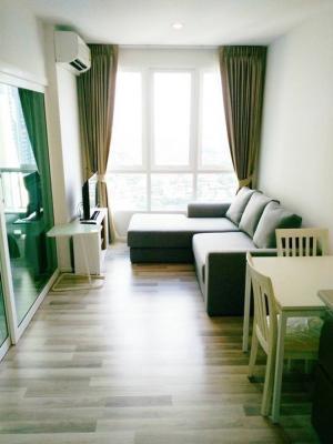 For RentCondoThaphra, Wutthakat : Condo for rent near BTS Wutthakat only 300 m.