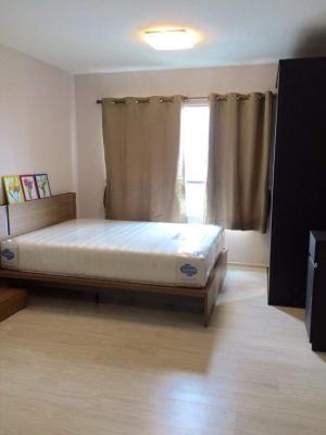 For RentCondoThaphra, Wutthakat : RT0134 🌟🌟 Kind owner. Easy talk 🌟🌟 Condo for rent, Aspire Sathorn-Taksin, Timber Zone, near BTS Wutthakat.