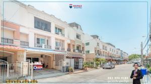 For SaleTownhouseEakachai, Bang Bon : Townhouse for sale on Ekachai Road Near Kanjanapisek Prinyaluck Ekachai-Bangbon (Prinyaluck Ekachai-Bangbon) 18.5 square wah, price 2.65 million baht