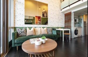 เช่าคอนโดสุขุมวิท อโศก ทองหล่อ : For Rent IDEO Morph 38 (1 ห้องนอน Duplex) ใกล้ BTS ทองหล่อ @JST Property.