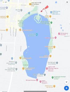 For SaleLandKhon Kaen : Land for sale in the middle of the city. Khon Kaen Province, land 24 rai 69 square wah, next to Kaen Nakhon Lake