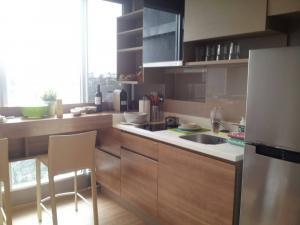 For RentCondoSapankwai,Jatujak : Condo for rent: Rhythm Phahon Ari, 26th floor, beautiful decoration, fully furnished 15000