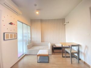 For RentCondoRamkhamhaeng, Hua Mak : U Delight @ Hua Mak, 31 sqm, 4th floor, 8,000 baht 064-959-8900.