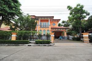 ขายบ้านบางแค เพชรเกษม : บ้านเดี่ยว ม.นาราสิริ สาทร วงแหวน 4 ห้องนอน ปรับปรุงทาสีใหม่ 123 ตร.ว เพียง 12.5 ล้าน