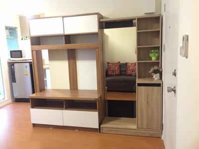 For RentCondoRangsit, Patumtani : For rent 4500 THB a month