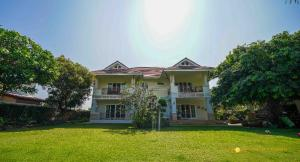 For SaleHouseChiang Mai : C3MG100159 House for sale with 5 bedrooms and 6 toilets, 308.7 sq.wa.
