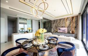 เช่าคอนโดสุขุมวิท อโศก ทองหล่อ : Rental : Vittorio 39 Condo , 2 Bed 2 Bath , 138 sqm , Floor 12C 🔥🔥Rental Price: 150,000 / Month 🔥🔥
