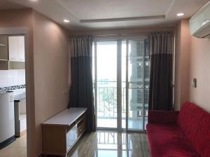 For RentCondoKaset Nawamin,Ladplakao : For rent, Avacas Garden Family House, 8th floor, city view, 60 sq m. ฿ 12,000