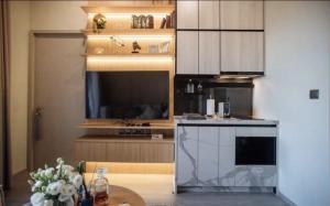 For RentCondoOnnut, Udomsuk : 🔥 Condo for rent, high floor, beautiful view, good price 🔥