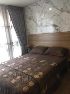 For RentCondoNawamin, Ramindra : For rent, Esta Bliss Condo, Building A, 3rd floor, 32 sq m, ฿ 12,000