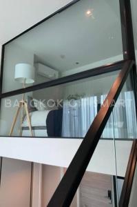 เช่าคอนโดสะพานควาย จตุจักร : 🔥ให้เช่าห้อง Duplex เดอะรีเซร์ฟ พหล ห้องใหม่แต่งครบ ห้องมุม วิวโล่ง 22k