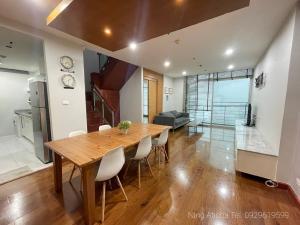 For RentCondoSukhumvit, Asoke, Thonglor : RT0145 💎💎💎Luxury Condominium for Rent💎💎💎 THE MASTER CENTRIUM ASOKE-SUKHUMVIT Duplex high fl. / 150 sq.m. / Fully furnished and Electric appliances.