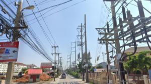 For SaleLandMahachai Samut Sakhon : Land for sale, 11,250 baht per square wah, Phutthasakhon Road