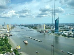 For SaleCondoRama3 (Riverside),Satupadit : Canapaya high floor incredible view✨✨