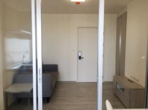 For RentCondoRattanathibet, Sanambinna : Condo for rent, Aspire Rattanathibet 2, 21st floor, Building A, Area 30.7 sq m.