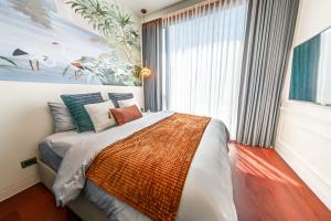 ขายคอนโดสุขุมวิท อโศก ทองหล่อ : ขาย Condo Khun by yoo ใกล้ BTS ทองหล่อ 41.5 ตร.ม 1 ห้องนอน ชั้นบน วิวสวย ห้องใหม่ ตกแต่งครบ