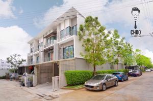 For SaleTownhouseThaphra, Wutthakat : Sell J Grand Sathorn - Kanlapapruek behind the extension corner