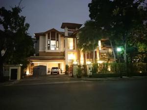 เช่าบ้านสุขุมวิท อโศก ทองหล่อ : For Rent ให้เช่าบ้านเดี่ยว 2 ชั้น หมู่บ้านแสนสิริ ซอยสุขุมวิท 67 มีสระว่ายน้ำส่วนตัวในบ้าน Type A หลังใหญ่ 158 ตารางวา Fully Furnished ใกล้ BTS พระโขนง Baan Sansiri Sukhumvit67 For Rent Private Swimming Pool in the house
