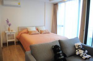 For SaleCondoAri,Anusaowaree : Urgent sale !! Condo FYNN Aree near BTS Ari, 1 bedroom, 32 sqm., Fully furnished.