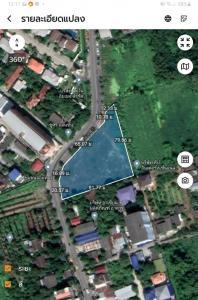 For RentLandRama 2, Bang Khun Thian : On Rama 2 Road, Soi 28, area 2-2-31.2 square wa. Chom Thong 19 Soi Wachana Wat Si Suk AN125