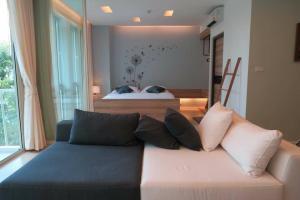 ขายคอนโดหัวหิน ประจวบคีรีขันธ์ : วัน เวลา คอนโด หัวหิน - เขาเต่า   ชั้น 3 2 ห้องนอน 1 ห้องน้ำ AN129