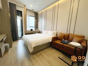 For RentCondoOnnut, Udomsuk : For Rent KnightsBridge Prime On-Nut  Studio , size 24 sq.m., Beautiful room, fully furnished.
