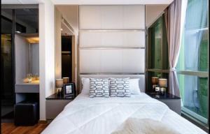 เช่าคอนโดราชเทวี พญาไท : For Rent Wish Signature Midtown Siam (1ห้องนอน) ขนาด 35 ตร.ม ทิศเหนือ ⭐(มีลิฟต์ส่วนตัวถึงห้อง)⭐@JST Property.