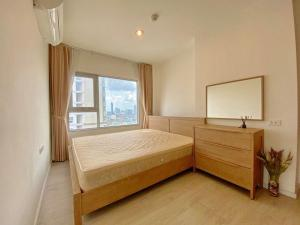 For RentCondoThaphra, Wutthakat : For rent Aspire Sathorn-Thapra Condo. 2 bedrooms 🐻 minimalist style.