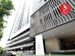 For SaleCondoSamrong, Samut Prakan : Condo for sale, Aspire Erawan, Samut Prakan, next to BTS Erawan Station.