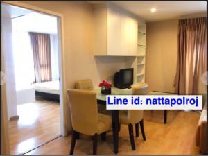 For RentCondoRamkhamhaeng, Hua Mak : Corner unit, ABAC view, 2 bedrooms, 2 bathrooms, fully furnished