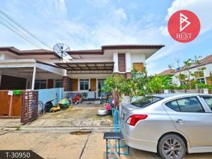 For SaleHouseSamrong, Samut Prakan : Single storey house for sale. Kittinakorn Village Garden Ville Soi Bang Pla 2, affordable price