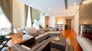 For RentCondoSukhumvit, Asoke, Thonglor : ✨Condo Bright 24 (Duplex room 3 Bed 3 Baths)