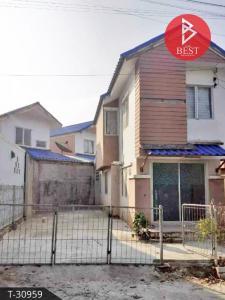 ขายบ้านจันทบุรี : ขายบ้านเดี่ยว หมู่บ้านการเคหะชุมชน 2 ท่าช้าง จันทบุรี