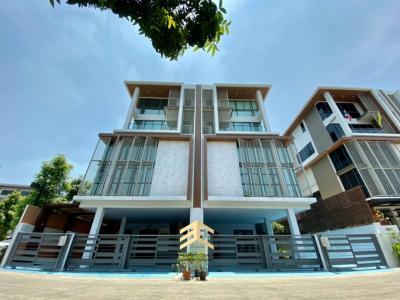 ขายบ้านพระราม 3 สาธุประดิษฐ์ : โฮมออฟฟิศหรูย่านพระราม 3 : Jade Height Sathorn - Rama 3