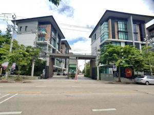 For RentHome OfficeKaset Nawamin,Ladplakao : LBH0064 Home Office / Townhome 4-storey for rent near Ekamai-Ramindra Expressway
