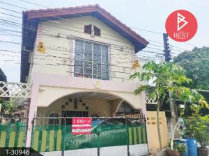 For SaleHouseSamrong, Samut Prakan : House for sale Thong Thepharak Land Village, Bang Mueang Subdistrict, Samut Prakan Province