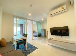 For RentCondoSamrong, Samut Prakan : ✨Aspire Erawan✨One Bedroom Plus only 10,000! 🌈