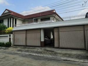 ขายบ้านมีนบุรี-ร่มเกล้า : ขายบ้านเดี่ยวหลังใหญ่ 2 ชั้น ริิิิิิิิิิิิิิิิิมคลอง ม.พูนสินธานี3 167 ตรว. 5นอน 6 ห้องน้ำ