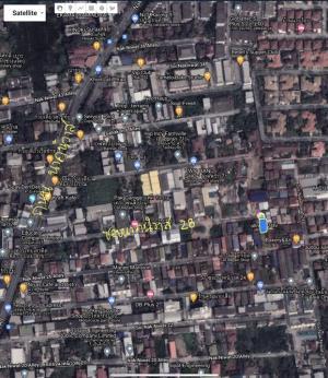 For SaleLandLadprao 48, Chokchai 4, Ladprao 71 : Land for sale 42 sq.wa. Soi Nak Niwat 28 | Ladprao 71
