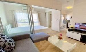 For RentCondoBangbuathong, Sainoi : C220 For rent, Plum Condo Bangyai Phase 2 (Building E, 7th Floor).