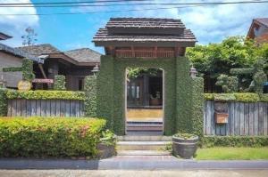 ขายบ้านนครปฐม พุทธมณฑล ศาลายา : ขายบ้าน โครงการ กฤษดานคร18 ใกล้ ถนนอักษะ บ้าน3หลัง ปลูกใหม่แปลงมุม  มีสวนในบ้าน