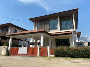 For SaleHouseNawamin, Ramindra : House for sale Habitia Orbit Hathairat
