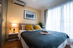 For SaleCondoNawamin, Ramindra : Lumpini Place Ramindra, Laksi, the best value in the building. New room 35 sq m, 1 bedroom, ready to move in.