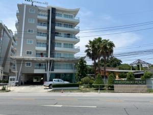For SaleCondoPattaya, Bangsaen, Chonburi : Condominium for sale kotobuki place next to Bangsaen Laem Thaen beach. 2 bedrooms, 2 bathrooms