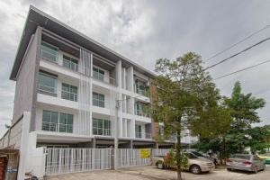 For SaleHome OfficeRama5, Ratchapruek, Bangkruai : Home office for sale, Soi Tiwanon 25, corner room, near Khae Rai BTS, Ministry of Public Health