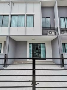 For RentTownhouseRama5, Ratchapruek, Bangkruai : 2 storey townhome for rent, Pleno Ratchaphruek-Rattanathibet. Near Chao Phraya Market, Bang Yai